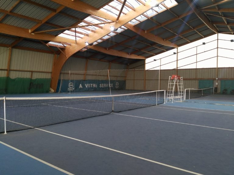 tennis nancy court interieur resine