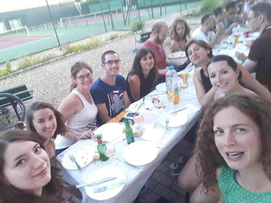 repas tennis nancy club house