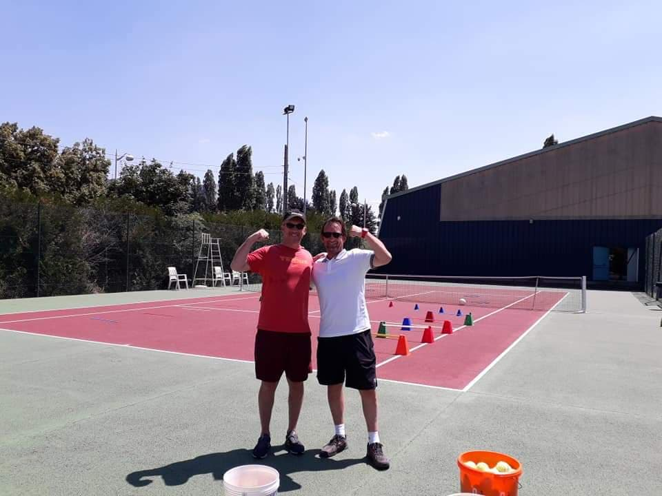 les coachs tennis